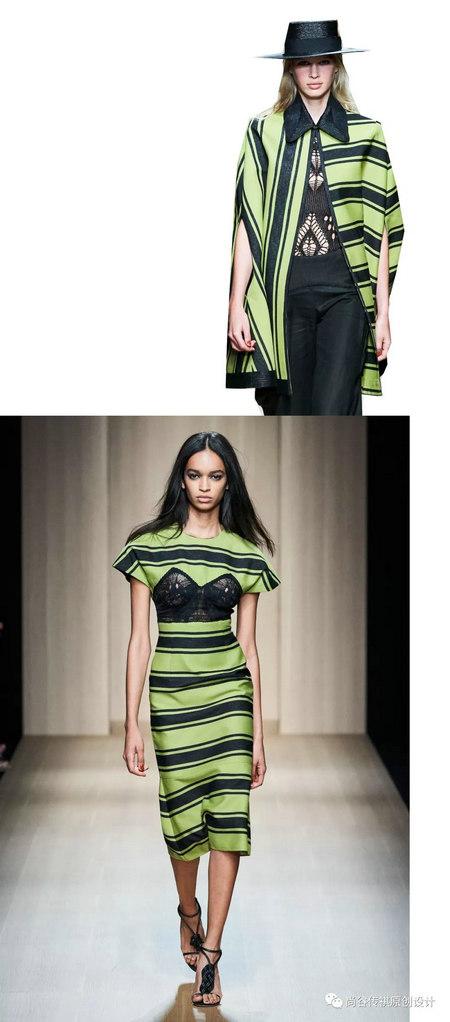 2020春夏女装流行元素 时装周的流行趋势(图11)