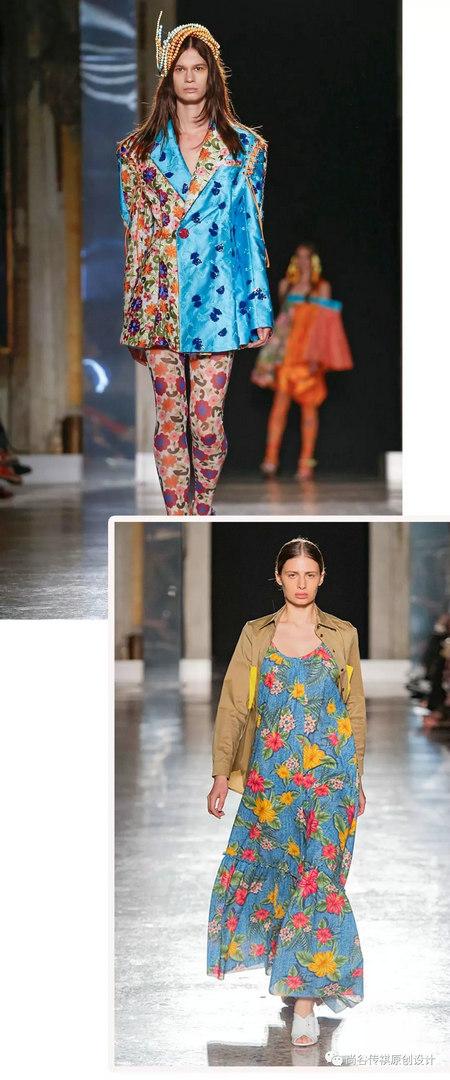 2020春夏女装流行元素 时装周的流行趋势(图4)