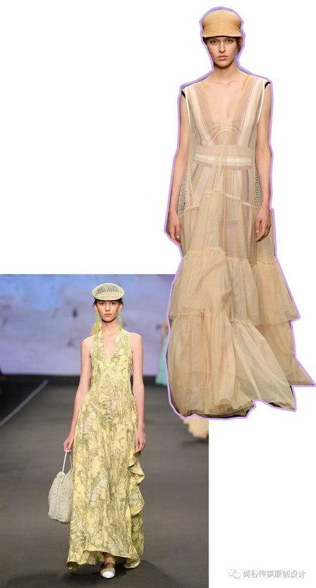 2020春夏女装流行元素 时装周的流行趋势(图12)