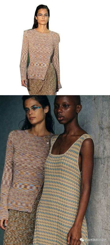 2020春夏女装流行元素 时装周的流行趋势(图25)