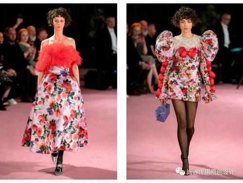 2020春夏女装流行元素 时装周的流行趋势(图2)