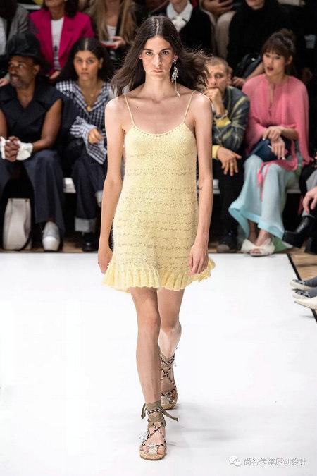 2020春夏女装流行元素 时装周的流行趋势(图21)
