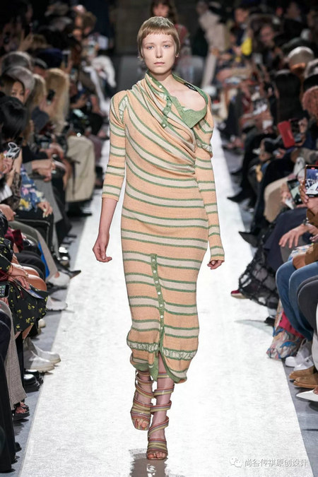 2020春夏女装流行元素 时装周的流行趋势(图24)