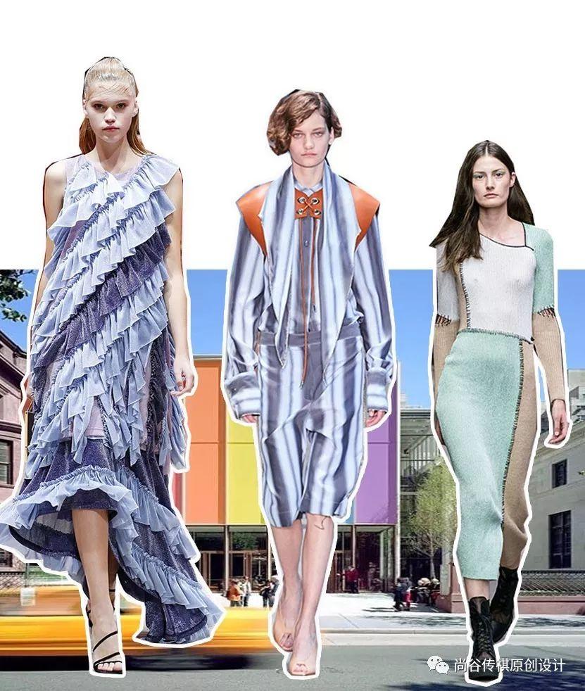2020春夏女装流行元素 时装周的流行趋势(图1)