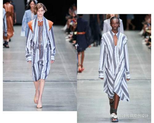 2020春夏女装流行元素 时装周的流行趋势(图10)