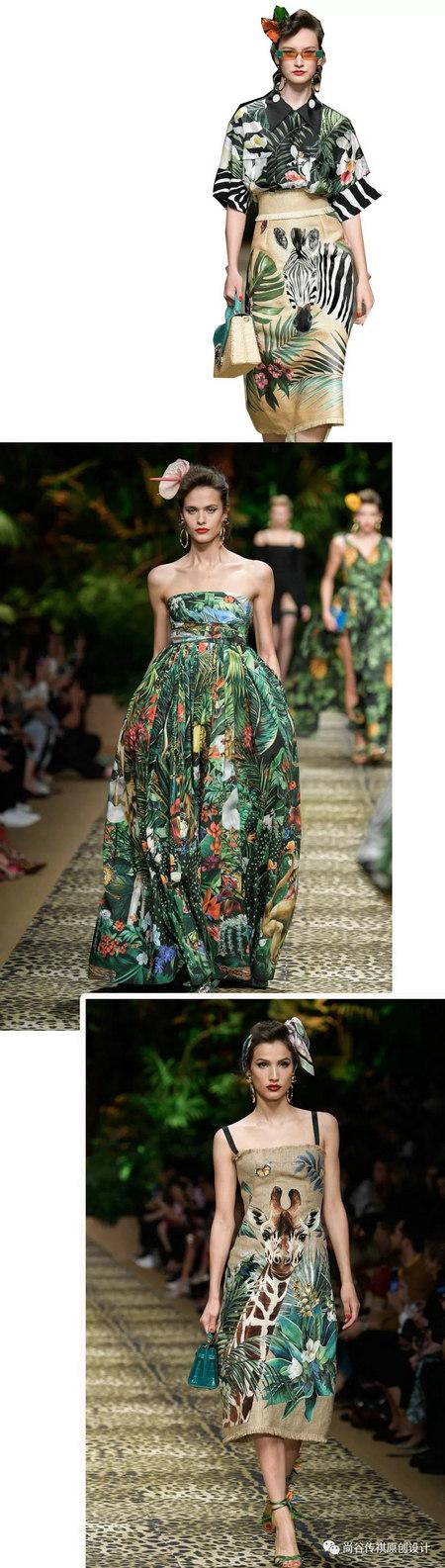 2020春夏女装流行元素 时装周的流行趋势(图6)