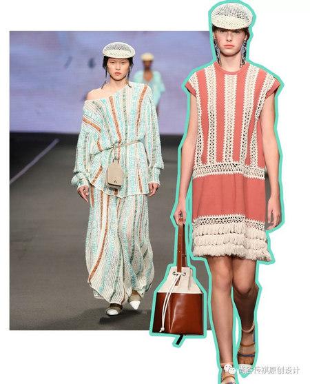 2020春夏女装流行元素 时装周的流行趋势(图22)