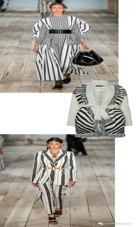 2020春夏女装流行元素 时装周的流行趋势(图9)