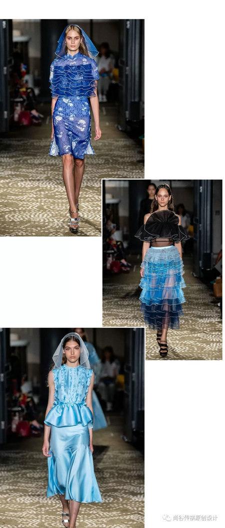 2020春夏女装流行元素 时装周的流行趋势(图19)