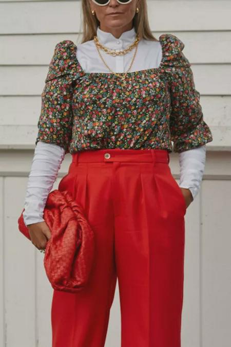 2020春夏女装流行趋势:10大趋势/针织背心/棕色牛仔!(图90)