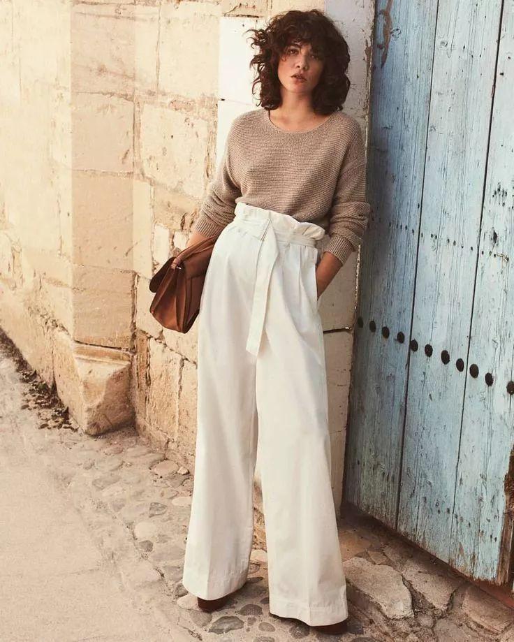 梨形身材,怎样穿衣最显瘦?-服装潮流搭配-服装设计网图片