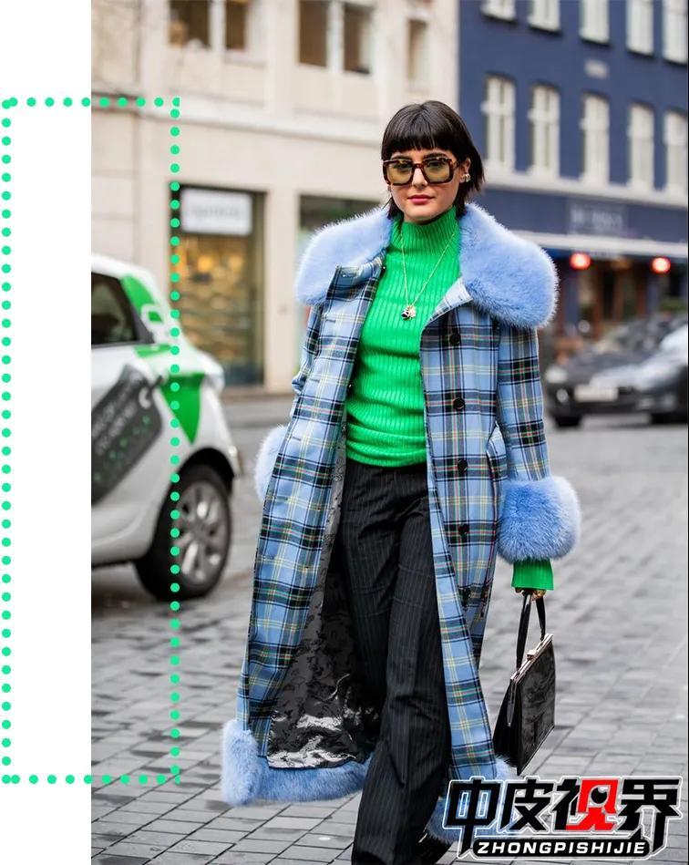 无处不在的皮草时尚 2020/21女装皮草趋势预测(图15)