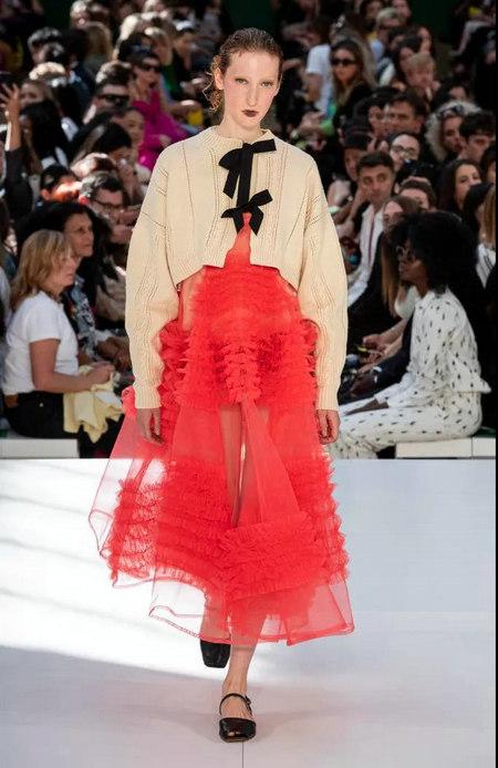 2020春夏女装礼服流行趋势(图44)