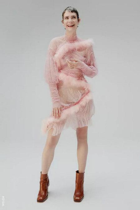 色彩趋势 2021女装流行色预告 美到窒息(图18)
