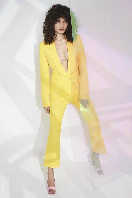 色彩趋势 2021女装流行色预告 美到窒息(图1)