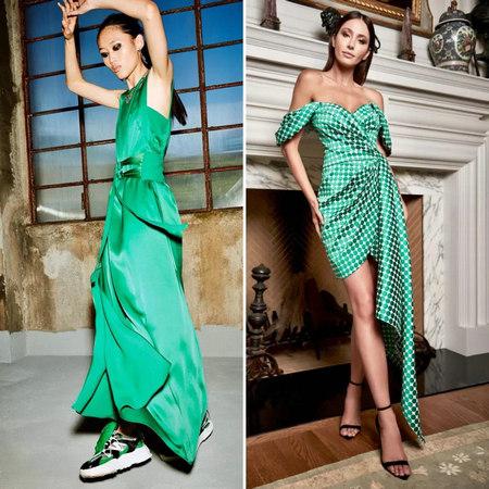 色彩趋势 2021女装流行色预告 美到窒息(图10)