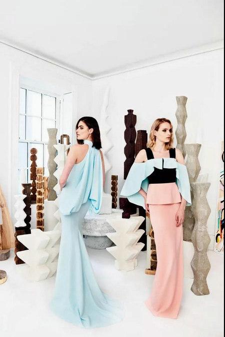 色彩趋势 2021女装流行色预告 美到窒息(图22)