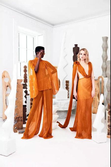 色彩趋势 2021女装流行色预告 美到窒息(图13)