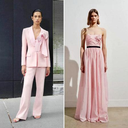 色彩趋势 2021女装流行色预告 美到窒息(图19)
