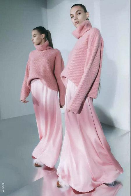 色彩趋势 2021女装流行色预告 美到窒息(图16)