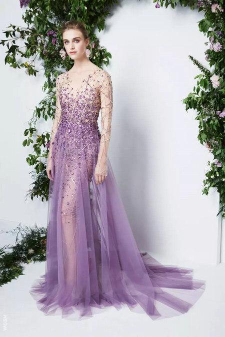 色彩趋势 2021女装流行色预告 美到窒息(图36)