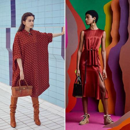 色彩趋势 2021女装流行色预告 美到窒息(图43)