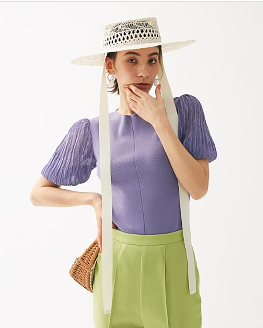2021春夏中国女装流行趋势 上衣(图45)