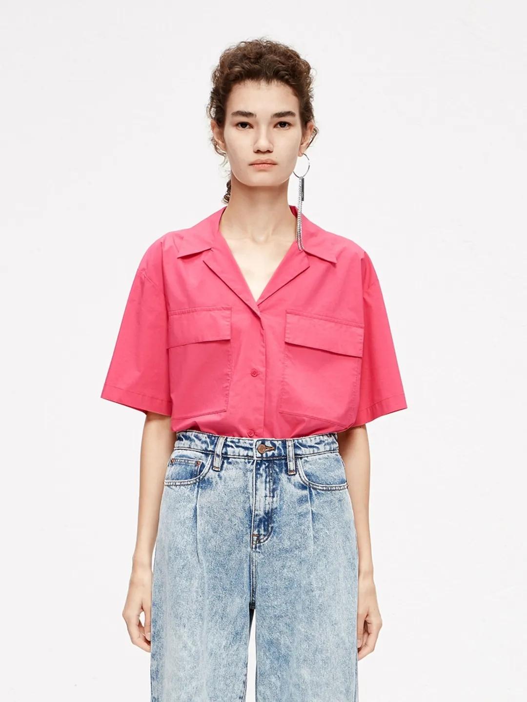 2021春夏中国女装流行趋势 上衣(图43)