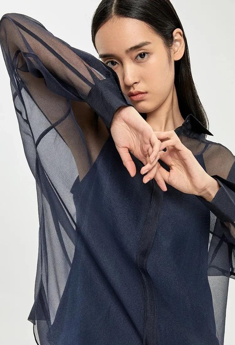 2021春夏中国女装流行趋势 上衣(图37)