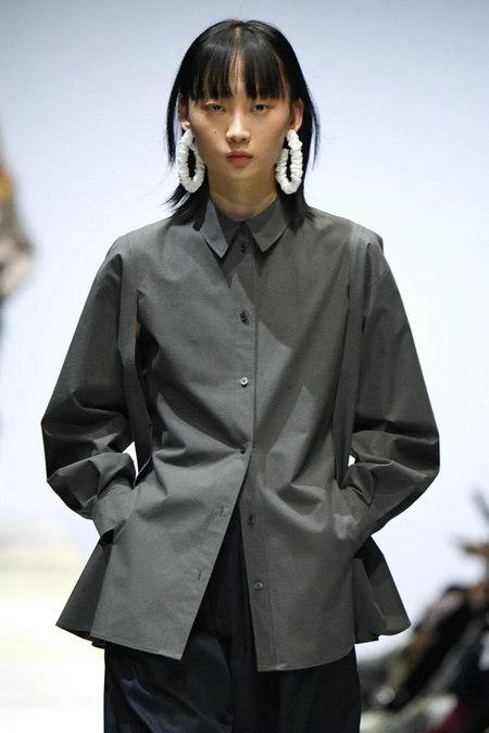 2021春夏中国女装流行趋势 上衣(图53)
