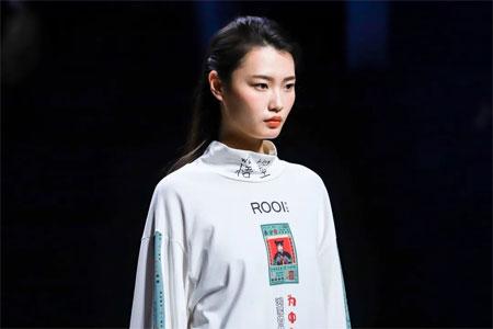 孙贵填SUNGUITIAN携《悟空WuKong》?系列亮相广东时装周