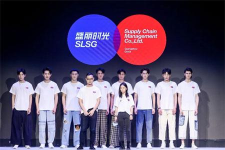 云秀直击丨盛丽时光SLSG夏季新品发布会闪亮登场