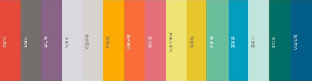 2021春夏6大色彩流行趋势,美极了!(图4)