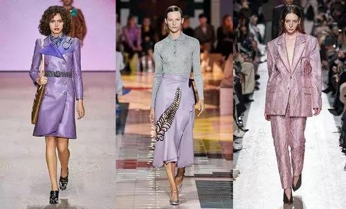 又仙又酷,年度最惊艳的流行色紫色来啦!(图5)