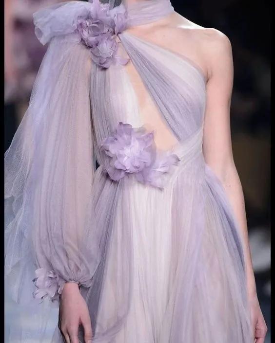 又仙又酷,年度最惊艳的流行色紫色来啦!(图12)