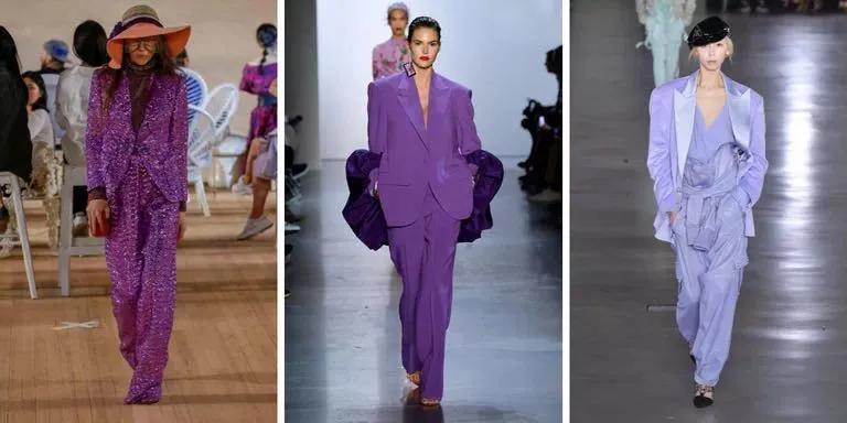 又仙又酷,年度最惊艳的流行色紫色来啦!(图6)