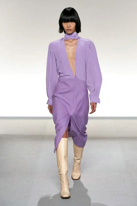 又仙又酷,年度最惊艳的流行色紫色来啦!(图20)