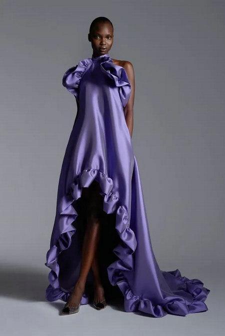 又仙又酷,年度最惊艳的流行色紫色来啦!(图17)