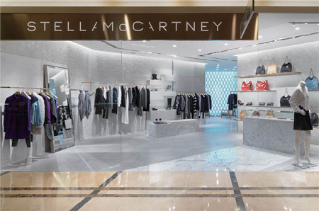 可持续品牌Stella McCartney计划重组和裁员