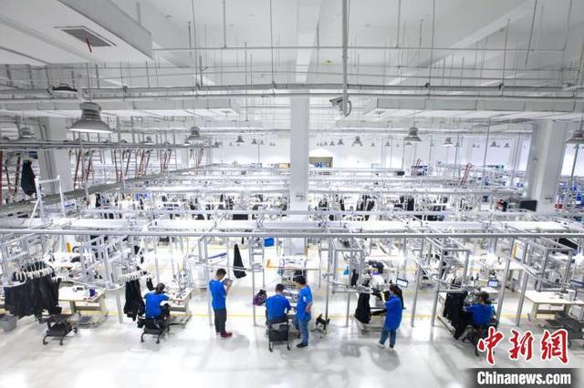 """阿里""""动物园""""新成员杭州余杭诞生 进军智能服装制造业"""