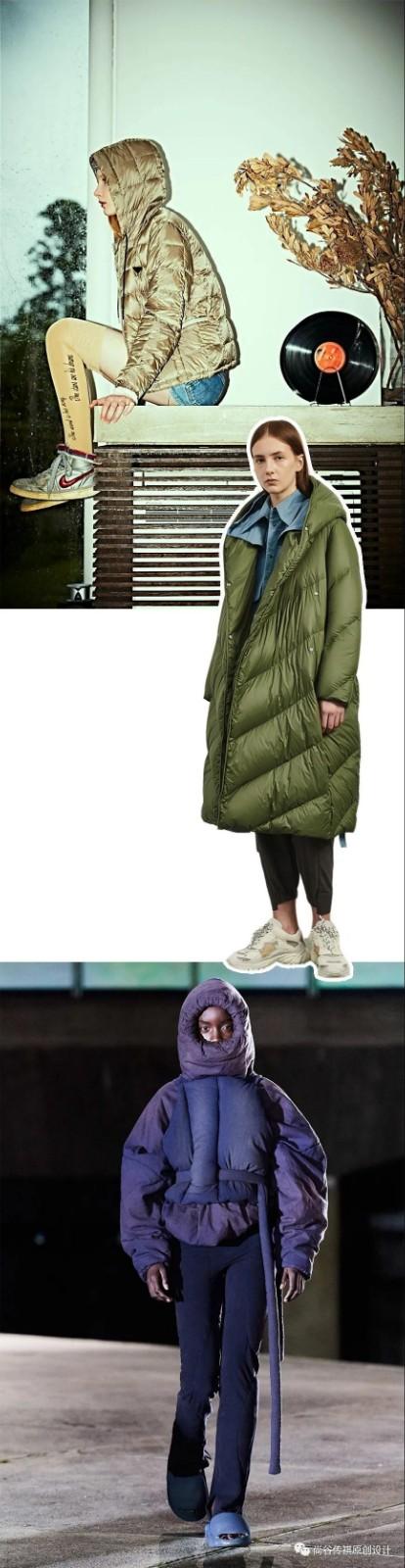 2021/22秋冬女装流行趋势 羽绒廓形趋势分享(图13)