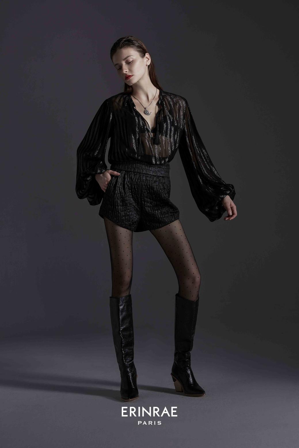 法国轻奢品牌ERINRAE发布2020秋冬新款 灵感源自吸血鬼