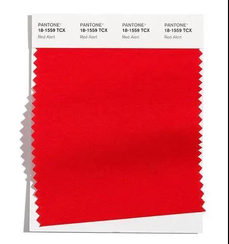 色彩趋势 Pantone发布2021秋冬伦敦时装周10大流行色(图11)
