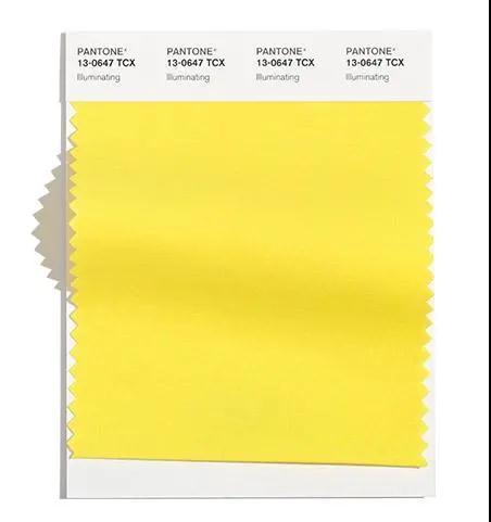 色彩趋势 Pantone发布2021秋冬伦敦时装周10大流行色(图5)