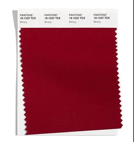 色彩趋势 Pantone发布2021秋冬伦敦时装周10大流行色(图6)