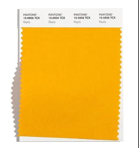 色彩趋势 Pantone发布2021秋冬伦敦时装周10大流行色(图9)