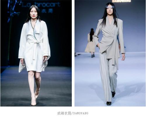2021春夏中国国际时装周流行设计手法及元素分析(图4)