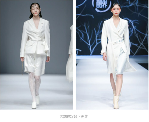 2021春夏中国国际时装周流行设计手法及元素分析(图3)