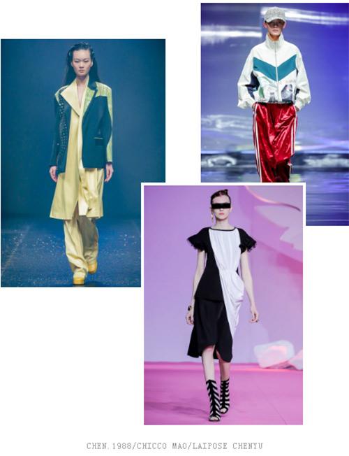 2021春夏中国国际时装周流行设计手法及元素分析(图8)