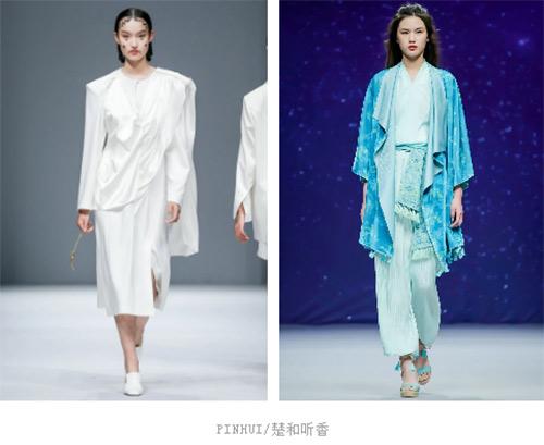 2021春夏中国国际时装周流行设计手法及元素分析(图6)